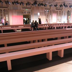 Show / Fashion Benches
