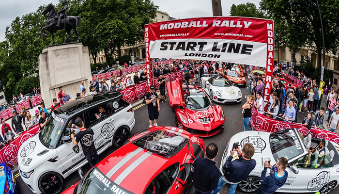 Europe Modball Rally