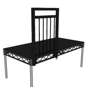 Steel Deck Handrails