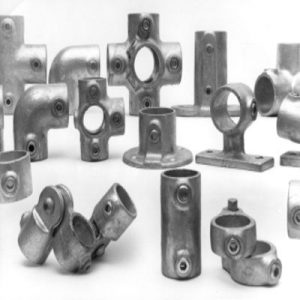 Scaffold Key Clamp Series