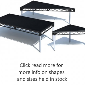 Steel Deck Platforms