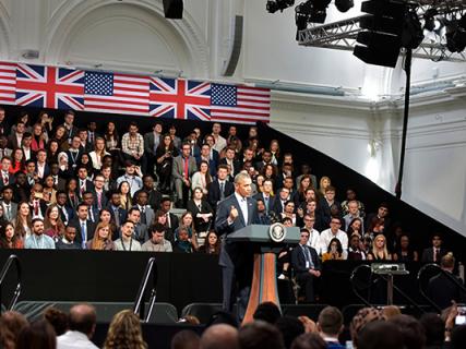 President Obama's State Visit
